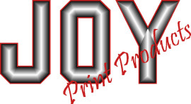 Sign Writers Joy Print Products