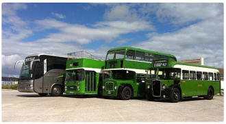 Wedding Vehicle Bus Hire